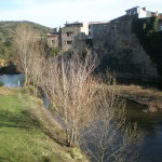 River Thongue Gabian, The Village House accommodation rental near Pezenas