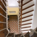 Staircase, The Village House & Home rental, Gabian Pezenas
